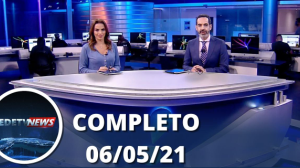 Assista à integra do RedeTV News de 06/05/21