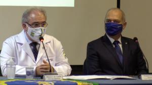 Ministro garante compra de mais 100 milhões de doses de vacinas da Pfizer