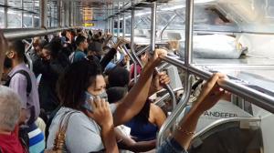 Concessionária ameaça paralisar trens no Rio de Janeiro