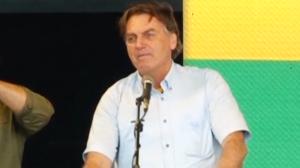 Bolsonaro cumpre agenda no Espírito Santo