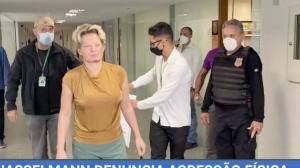 Agressão física sofrida pela deputada Joice Hasselmann é investigada