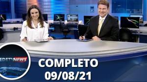 Assista à íntegra do RedeTV News de 09 de agosto de 2021