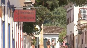 Feriadão atrai turistas para Belo Horizonte
