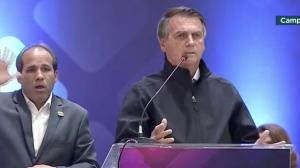 Presidente participa de cerimônia em Campinas