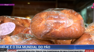 Dia Mundial do Pão é comemorado neste sábado (16)
