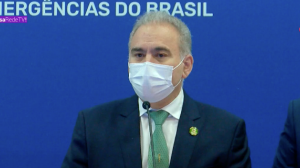Queiroga diz que vacinação em 2022 está garantida