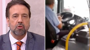 Jorge Lordello analisa vídeo de motorista de ônibus flagrado usando celular