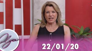 Olga (22/01/2020) | Completo