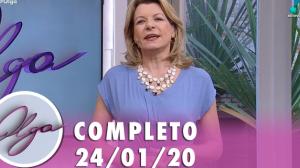 Olga (24/01/2020) | Completo