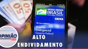 """Auxílio Emergencial: """"Não podemos exceder o teto de gasto do governo""""."""