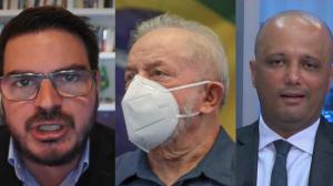 Constantino e deputado debatem eventual cenário com Lula na presidência
