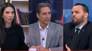 Amanda, Lacombe e deputado discutem medidas restritivas da Covid em SP