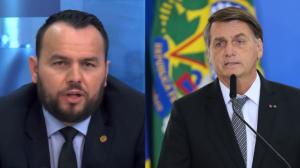 Deputado conta que foi expulso da bancada do PSL por ser bolsonarista