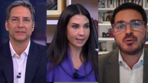 'Voto auditável' provoca discussão entre Lacombe, Amanda e Constantino