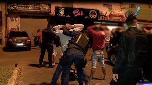 Polícia acaba com farra em área dominada por bandidos no Distrito Federal