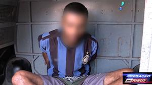 Jovem é preso por tráfico quatro meses após detenção anterior
