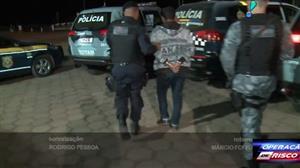 Polícia intercepta ônibus com drogas