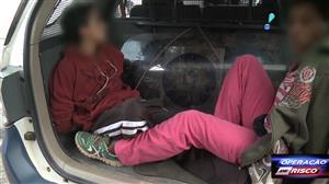 Mulheres são presas em ação contra tráfico de drogas no interior de SP