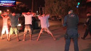 Polícia enquadra motorista embriagado
