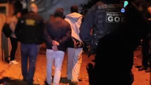 GOE cumpre mandado de prisão contra suspeitos de envolvimento em chacina