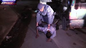 'Paguei 500 reais', diz suspeito após ser enquadrado pela polícia por roubo