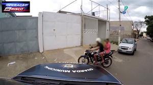 Em Campinas, suspeitos em moto se contradizem e são detidos