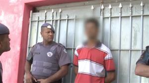 Traficante vacila em ''biqueira'' e acaba sendo preso pela polícia