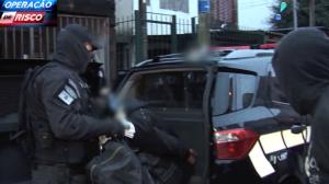 Ladrão é flagrado em ponto de drogas e volta para a cadeia