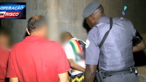 Polícia fecha o cerco e apreende traficantes em conjunto habitacional