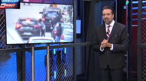 """Polícia flagra ''drive-thru"""" de drogas que funcionava na zona sul de SP"""