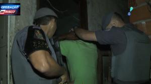 Foragido é preso em flagrante e tenta se passar pelo irmão