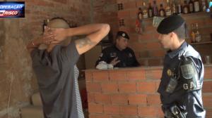 Polícia descobre que bar em Campinas vendia drogas e dono é preso