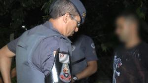 """Foragido é preso em abordagem policial diz """"desconhecer"""" mandado em aberto"""