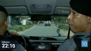 Policiais realizam uma caçada eletrizante no Operação de Risco