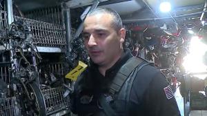 Policiais estouram desmanche de motos no Operação de Risco de sábado (26)