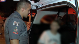 """Ladrão é preso três dias após deixar a cadeia: """"Tirei um ano e três meses"""""""