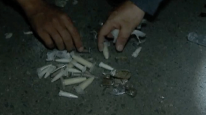 Após abordagem de suspeitos, polícia encontra cocaína em terreno desocupado