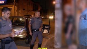 """""""Coisa roubada não é do meu feitio"""", diz dono veículo em abordagem policial"""