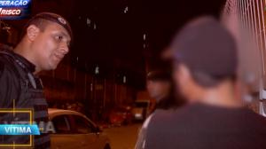 """Motorista é sequestrado por ladrões armados: """"Me colocaram no porta-mala"""""""