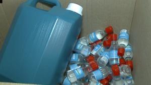 """Empresário é preso por falsificar álcool gel: """"Não sabia que não podia"""""""