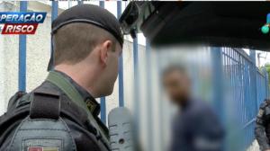 Homem é preso suspeito de envolvimento com o tráfico de drogas