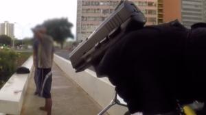 Polícia descobre foragido em abordagem de rotina em Brasília