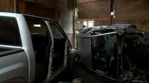 Desmanche de veículos é descoberto pela Polícia