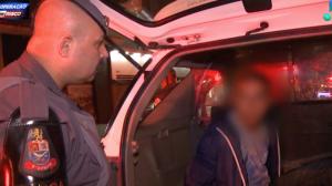 """Ladrão rouba carro e diz que agiu sozinho: """"Vim de ônibus"""""""