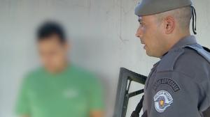 Polícia prende rapaz com grande quantidade de maconha
