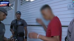 """Foragido é flagrado e tenta negar: """"Fui absolvido"""""""