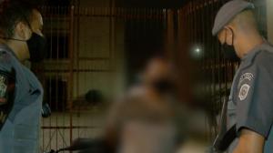 Foragido tenta usar nome de parente em abordagem policial e acaba detido