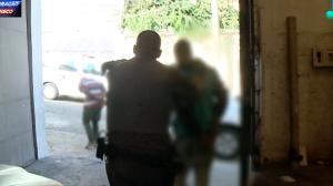 Dois são presos em desmanche ilegal de carros