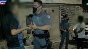 Briga de casal mobiliza a PM em São Paulo