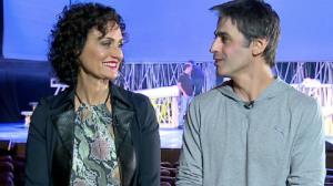 'Ele ficou muito emocionado', diz Fabiano Medeiros sobre Ney Matogrosso